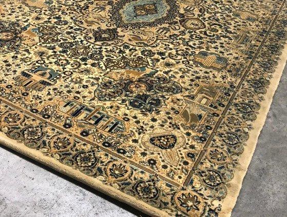 Vintage tapijt L
