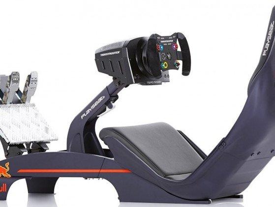 Red Bull Racing Seat activiteiten