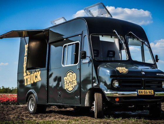 "Foodtruck | BBQ Diner ""Deluxe"" eten- arrangement- foodtruck- BBQ"