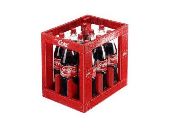 Coca Cola | 12 x 1 L drinken