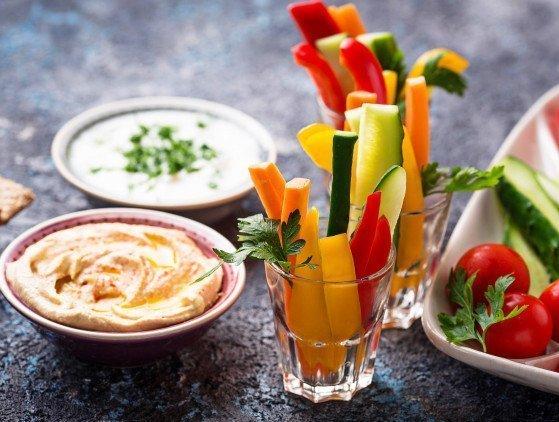Borrelbox | Las Vegan bites- hapjes- borrel- vegan- vrijmibo