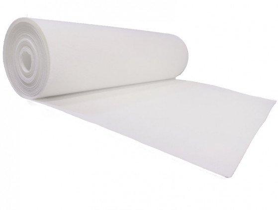Witte loper 10m x 2m ontvangst