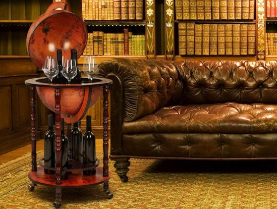 """Chesterfield """"Man Cave Lounge"""""""