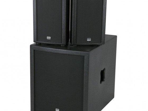 DAP Clubmate II Actieve geluidsset