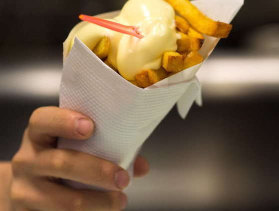 Puntzakje Friet (Late Night Snack) foodtruck