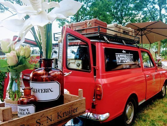 Mobiele Koffiebar: 'Bruiloftsarrangement' wedding- foodtruck- bruiloft- festival- koffie- bedrijfsfeest