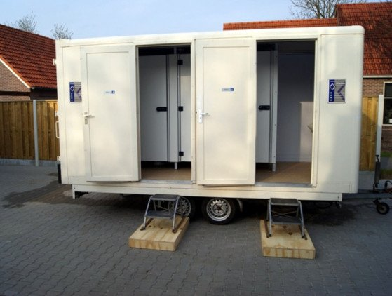 Sanitairwagen