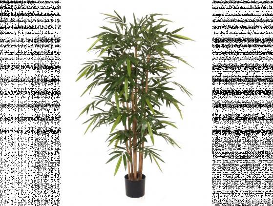 Bamboe 150cm bloemen- planten