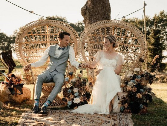 Bloemen De must op jullie bruiloft.