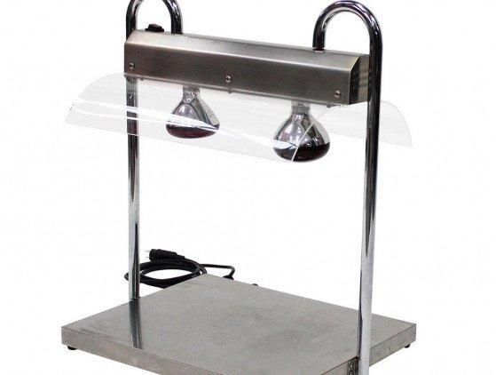 Warmtebrug met warmhoudplaat catering- HORECA