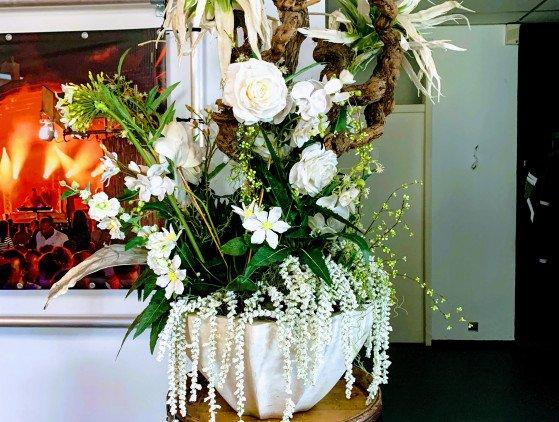 Bloemstuk XXL bloemen- planten