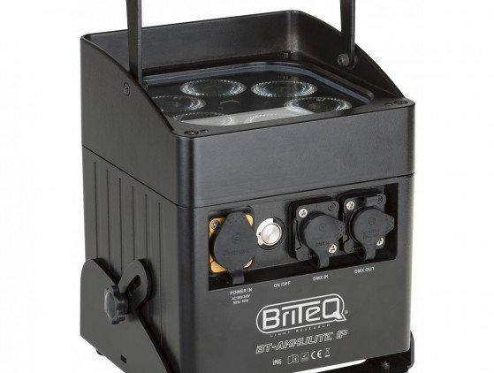 Accu LED-spot voor binnen en buiten gebruik verlichting