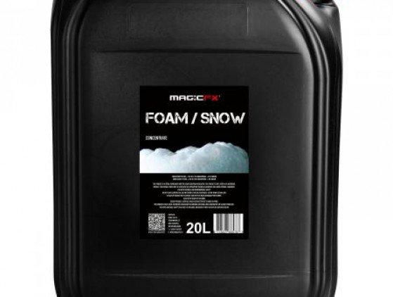 Magic FX Pro sneeuw vloeistof geconcentreerd 20 liter