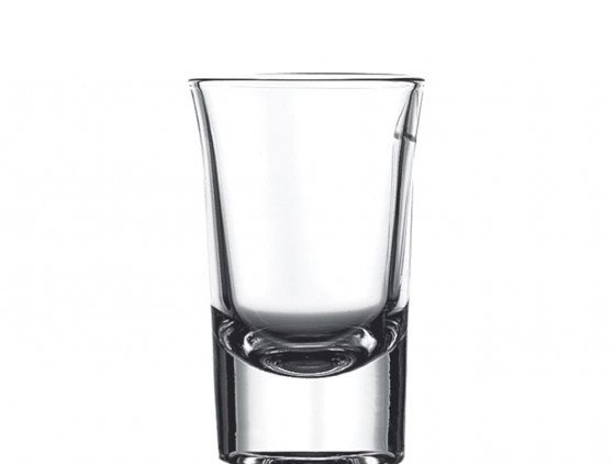 Shotglas (prijs per 10 stuks) servies