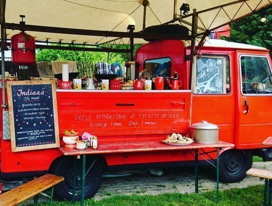 "Foodtruck | ""Un Peu de Cuisine"" foodtruck- catering"