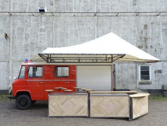 Foodtruck The Benz Bar foodtruck- catering