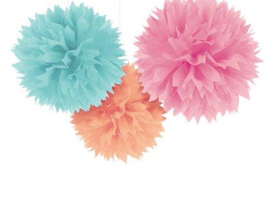 Pompom | Verschillende kleuren colourful