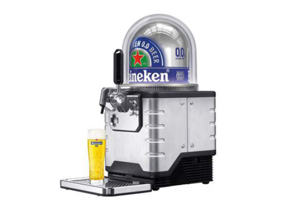 Heineken BLADE 0.0 tuinfeest- dranken