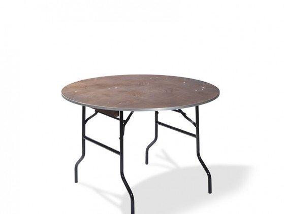 Klaptafel rond 150 cm tafel- meubilair