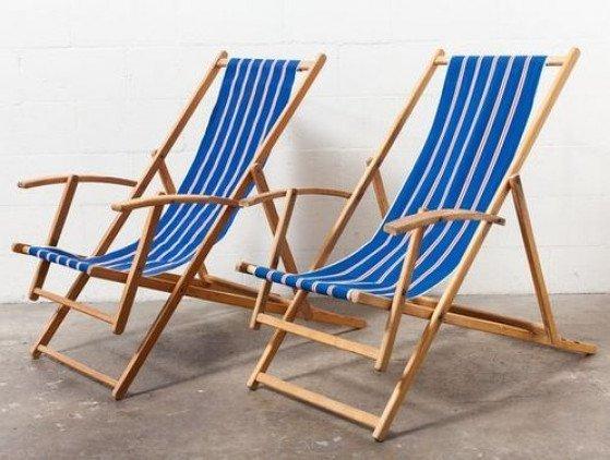 Strandstoelen meubilair