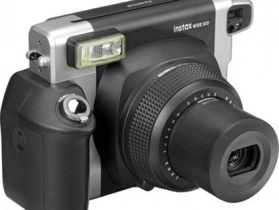 Instax camera Fuji Wide 300 fotografie