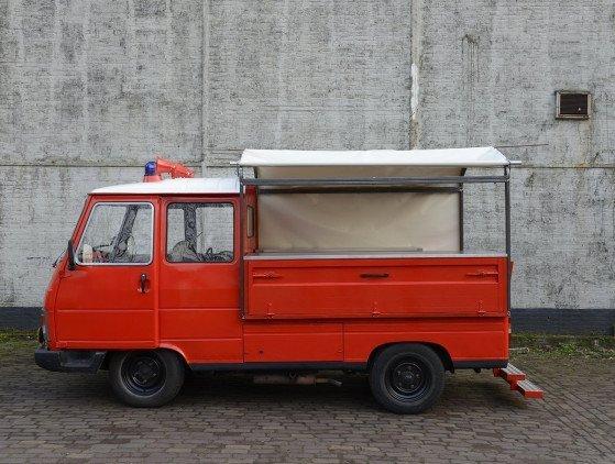 Foodtruck Peugot J9 foodtruck- catering