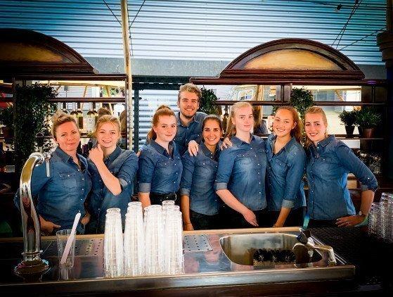 Drankenarrangement | Business Customers bar