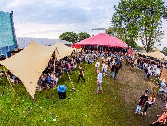 Stretchtenten Wat je moet weten over het organiseren van je outdoor-event!