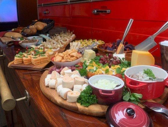 Foodtruck   Tapas Hapjesbuffet