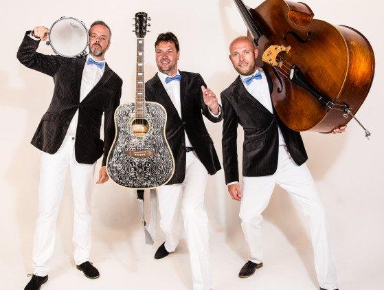 Jongens van de Muziek! muziek- band