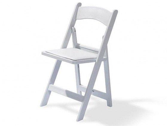 """Wedding Chair"" klapstoel"
