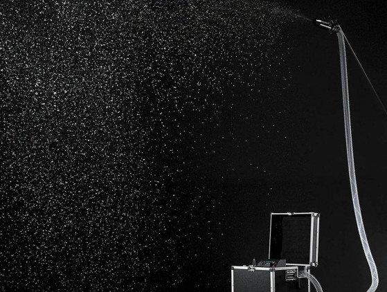 Antari S-500 professionele sneeuwmachine kerst