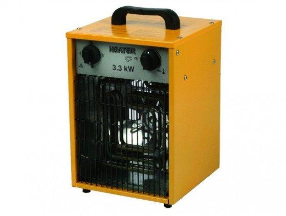 Elektrische kachel verwarming
