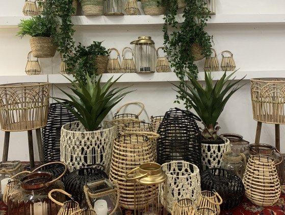 Lantaarnpakket (10 stuks) decoratie