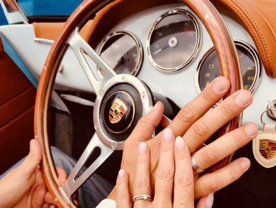 Trouwauto | Porsche 356 Speedster