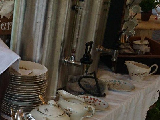 Koffie & Thee Buffet