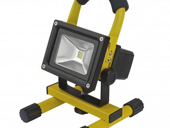 LED Draagbare breedstraler/schijnwerper 10W IP65