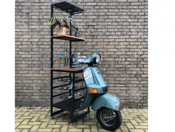 Multifunctionele Scooterbar