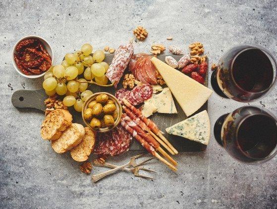 Borrelbox | Balkogna tapas- bites- food