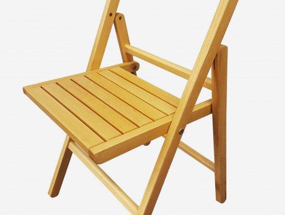 Houten klapstoel - Bistrostoel meubilair