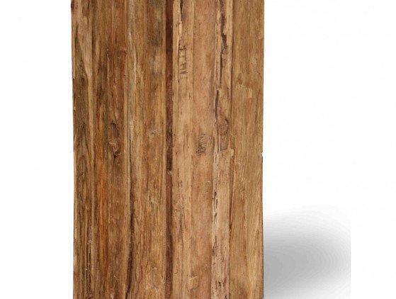 Houten (Eiken) zuil 100cm meubilair- ceremonie
